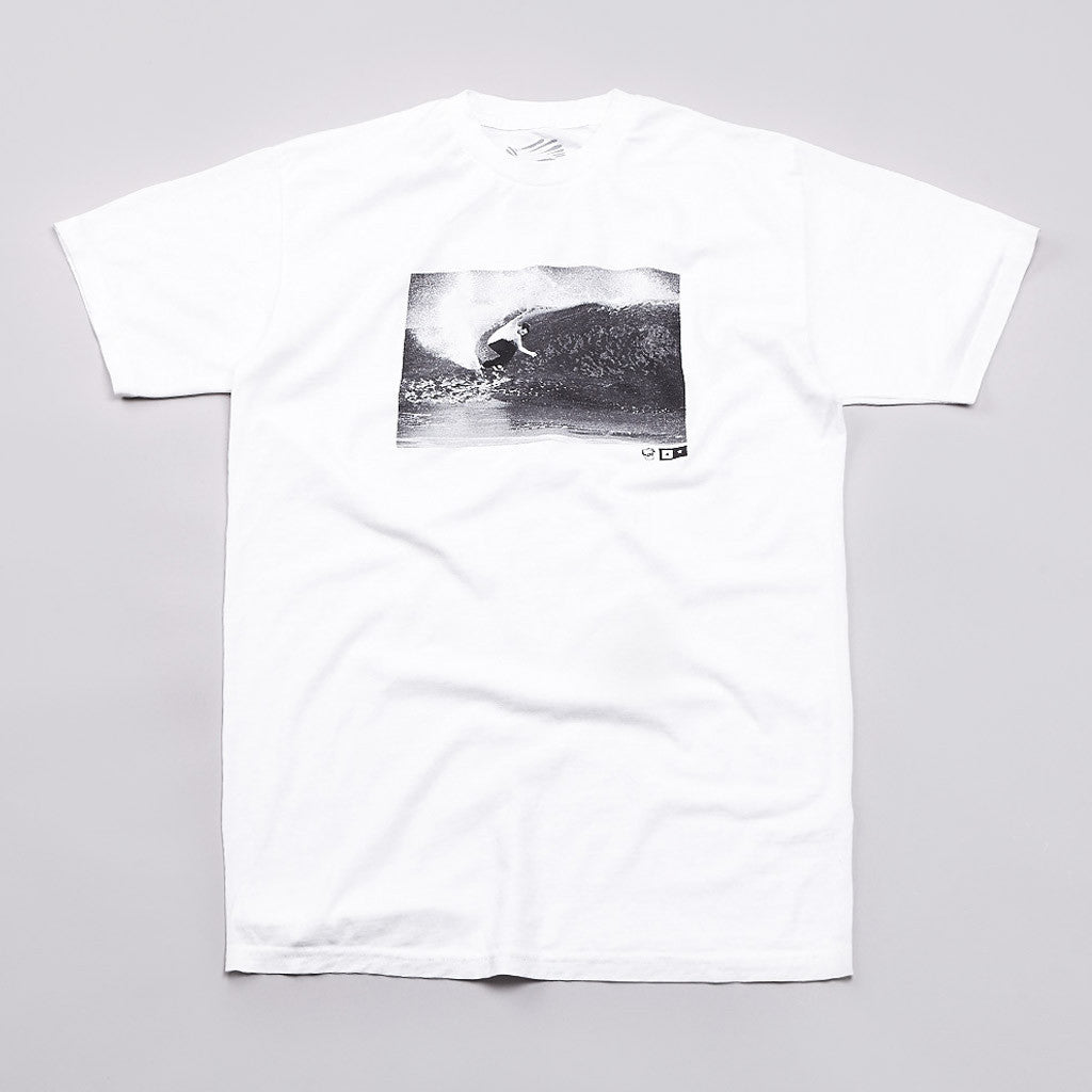 Brothers Marshall Carrol Shred T Shirt White