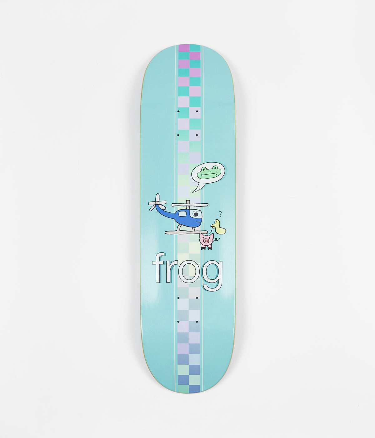 Frog Skateboards Helicopter Deck - 8.5""