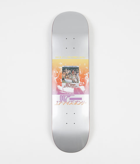 Fucking Awesome 007 Nak Deck - 8.18""