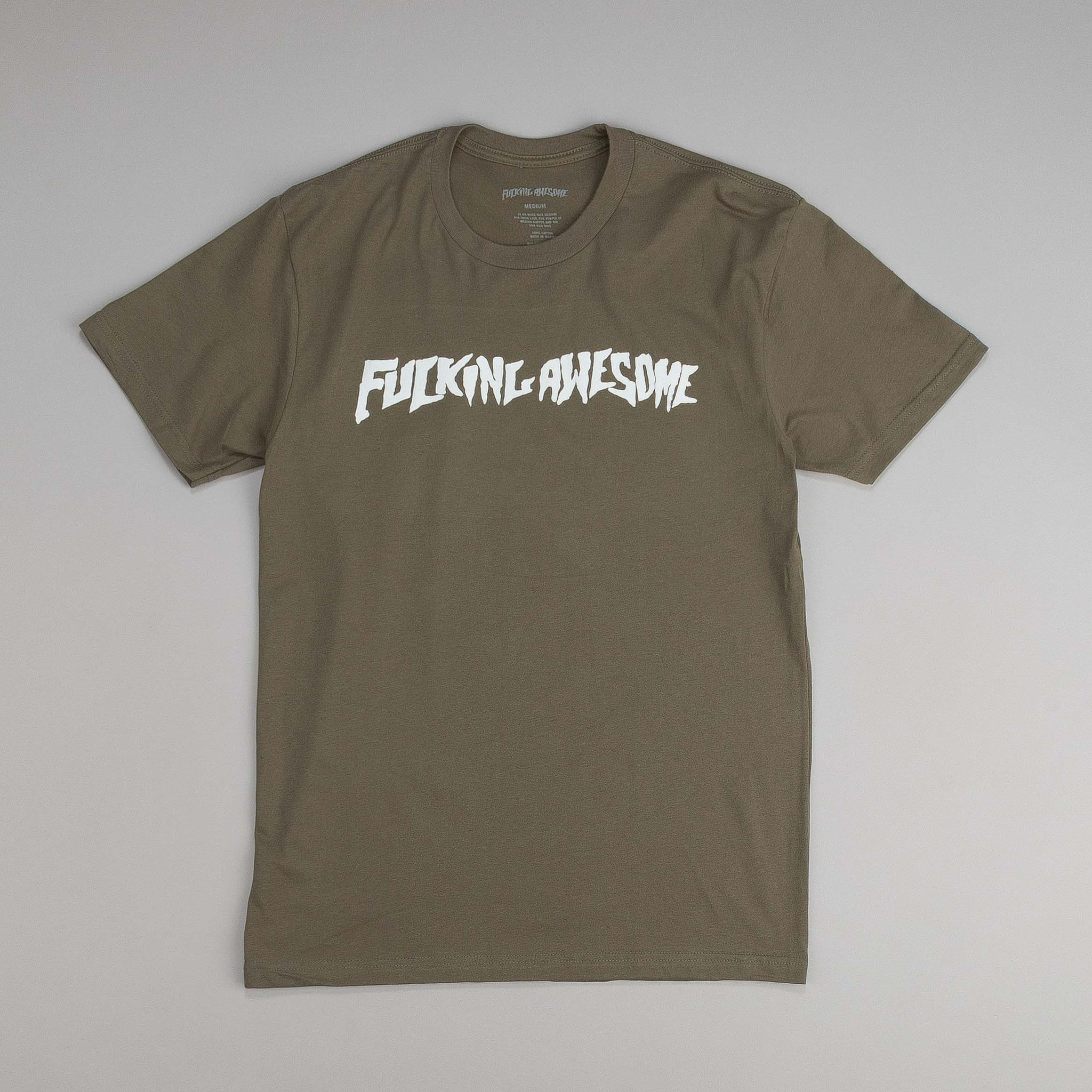 Fucking Awesome Logo T-shirt