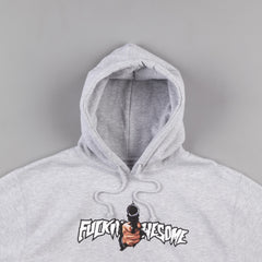 Fucking Awesome Breakthru Hooded Sweatshirt - Heather Grey