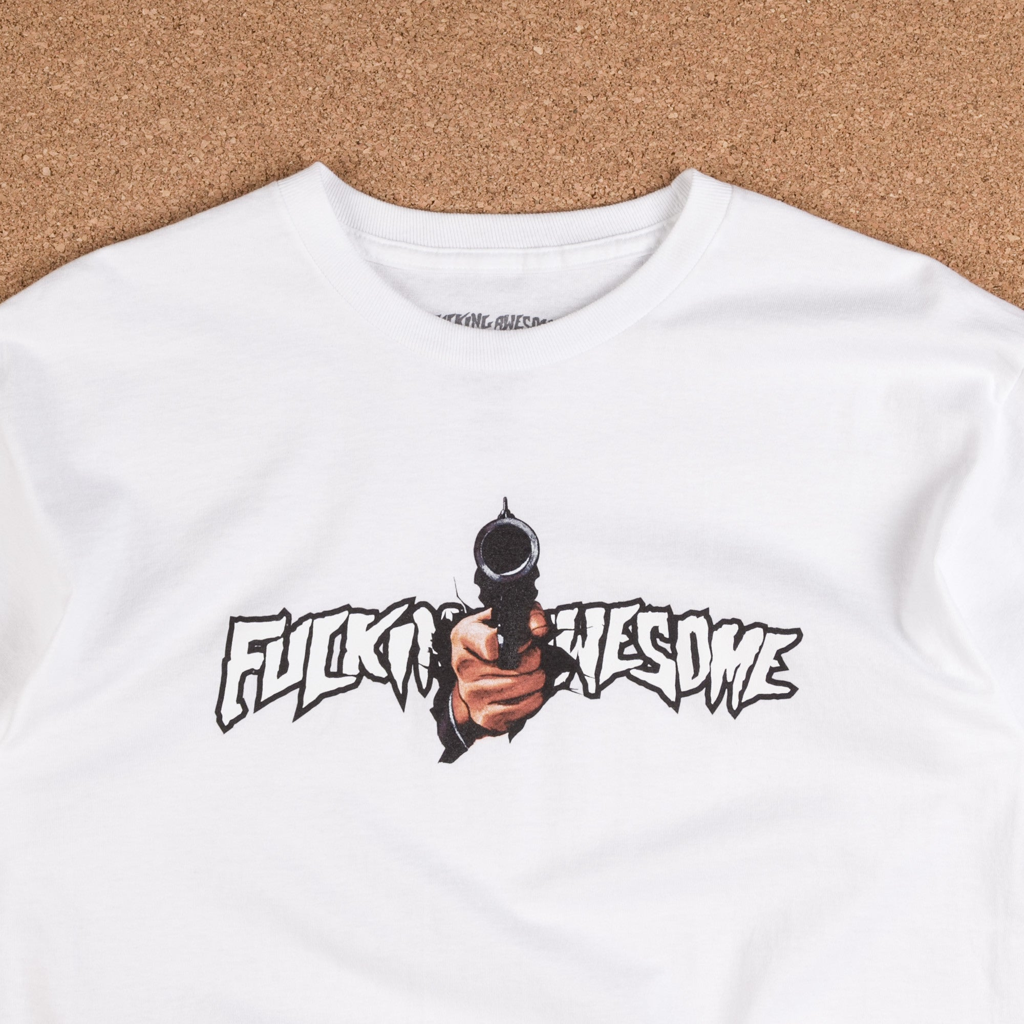 Fucking Awesome Breakthru T-Shirt - White