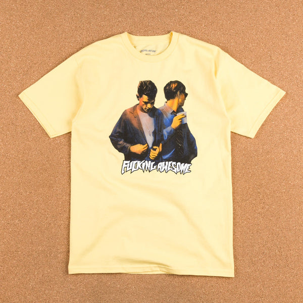 Fucking Awesome Brothers T-Shirt - Banana