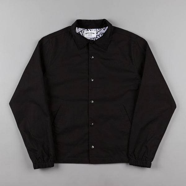 Fucking Awesome Coaches Jacket - Black