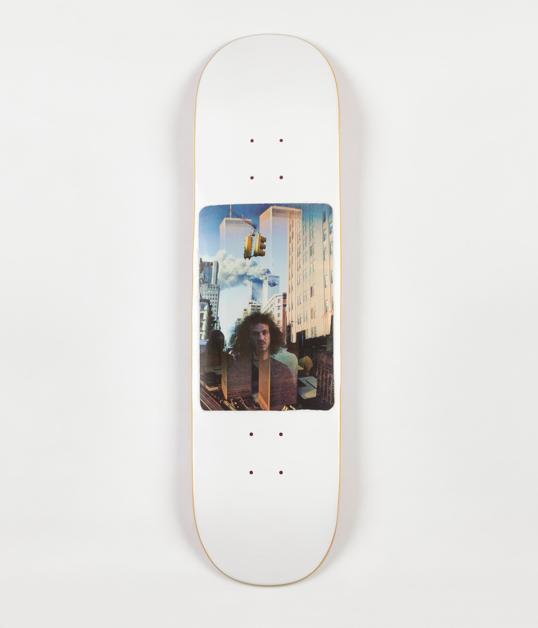 Fucking Awesome Dill Towers Deck - 8.25""