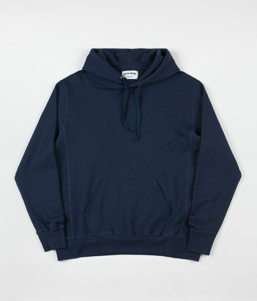 Fucking Awesome FA Logo Hooded Sweatshirt - Navy