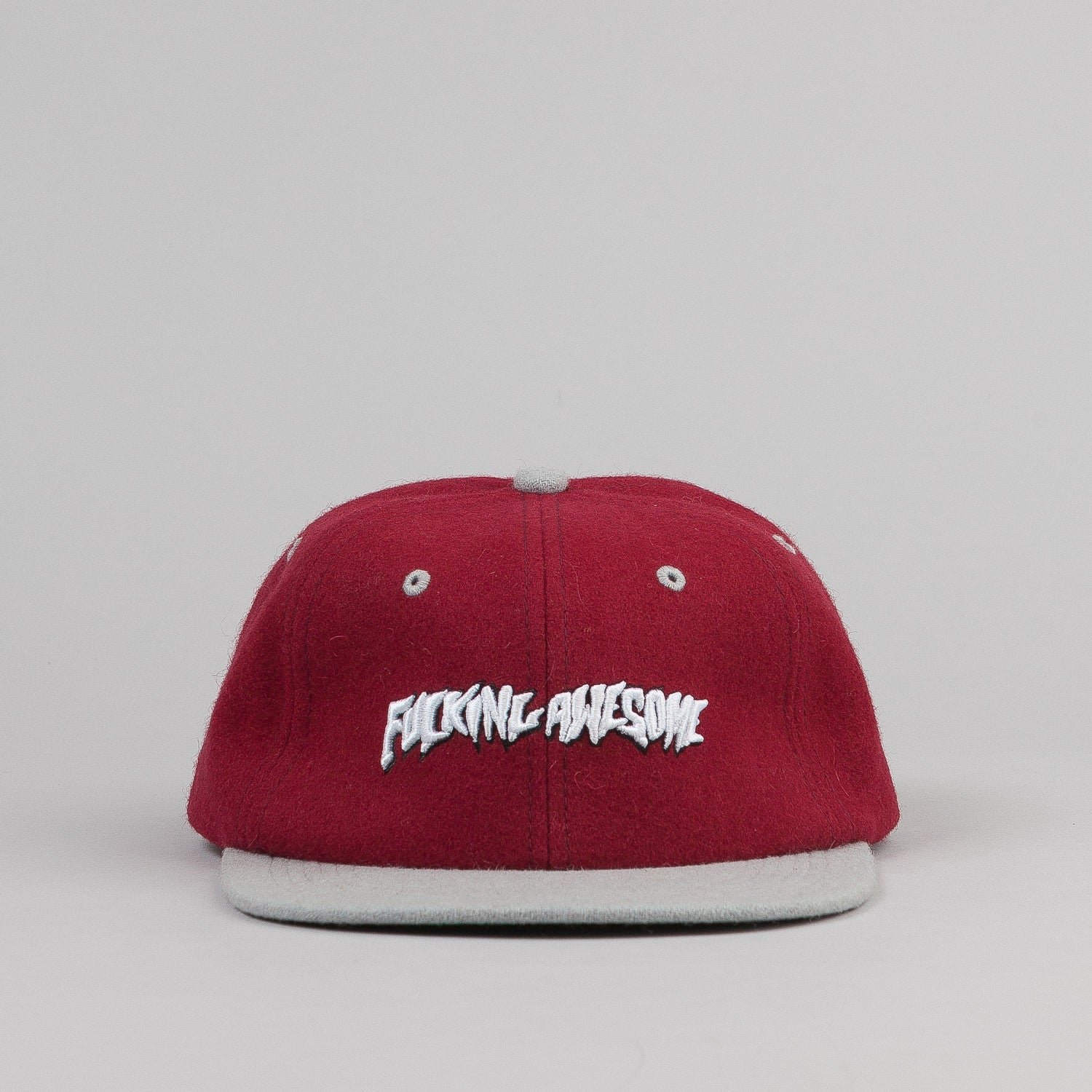 Fucking Awesome Felt Logo 6 Panel Cap