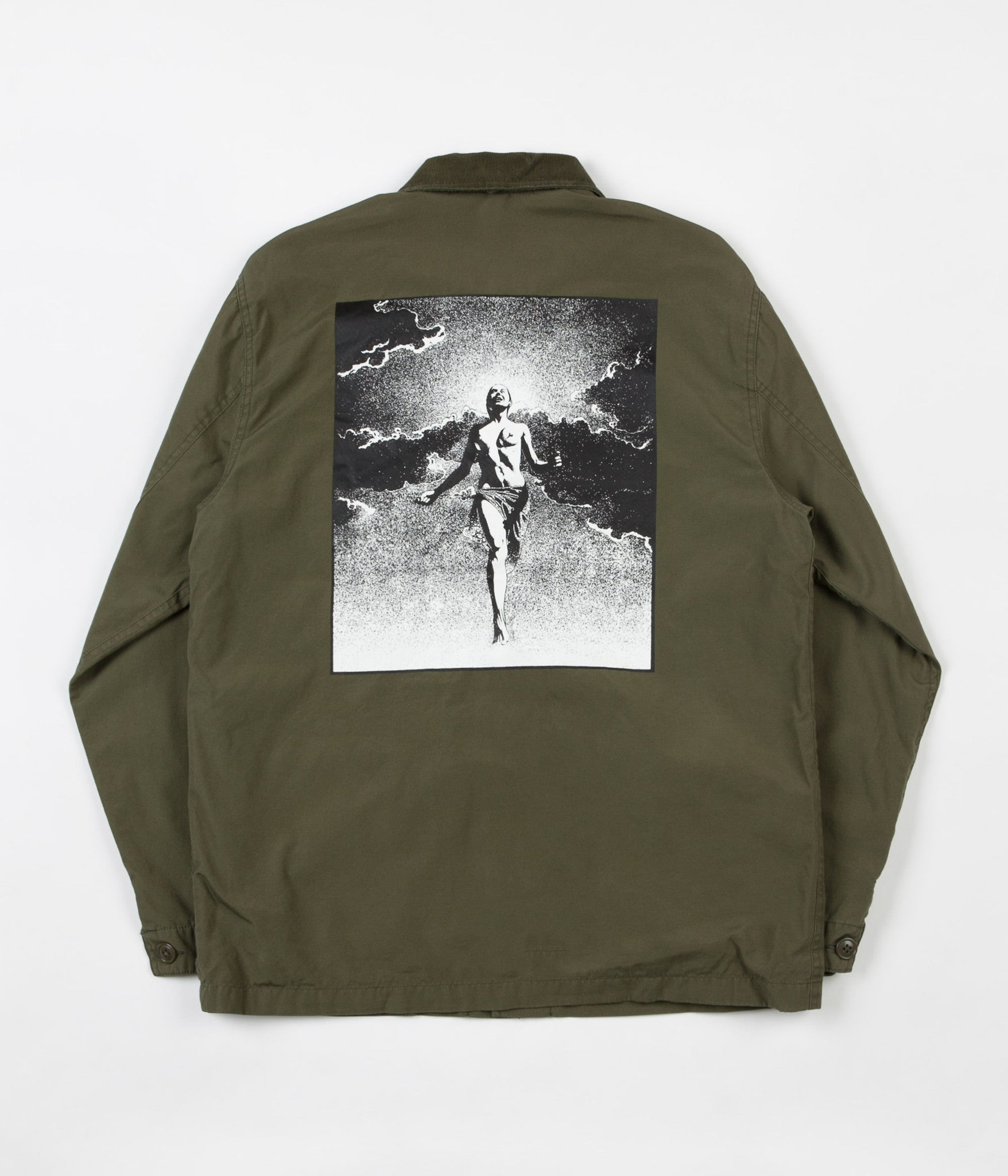 Fucking Awesome Field Jacket - Army