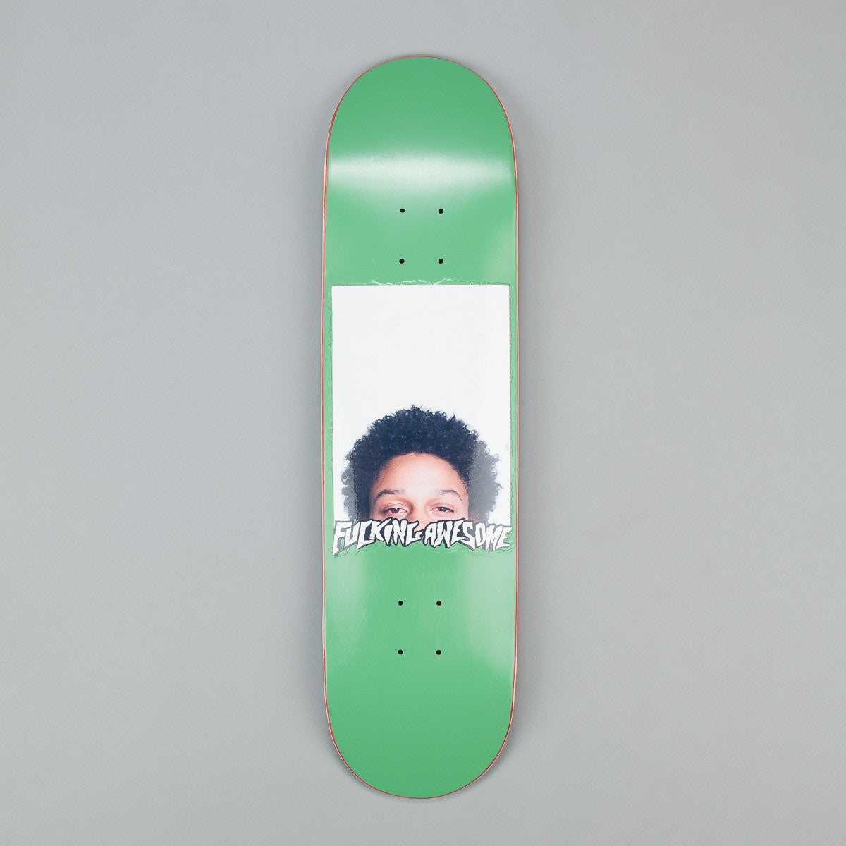 Fucking Awesome Kevin Bradley Green Deck