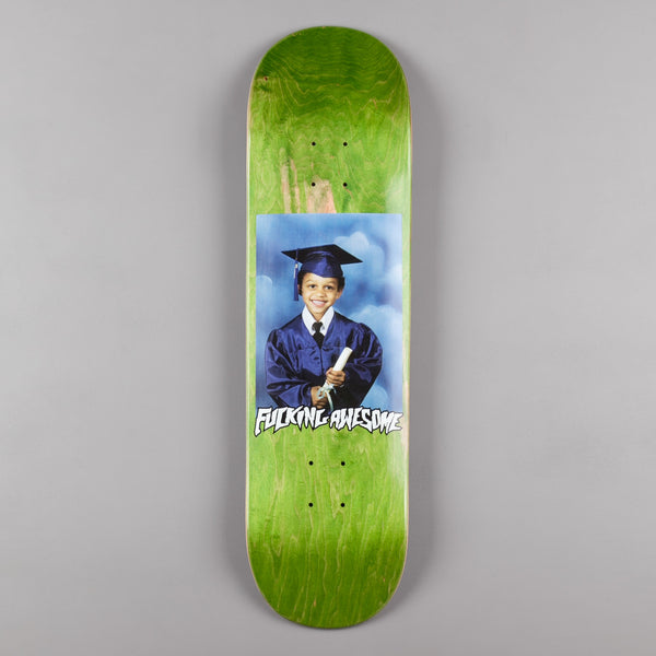 Fucking Awesome Kevin Class Photo Deck - 8.5""