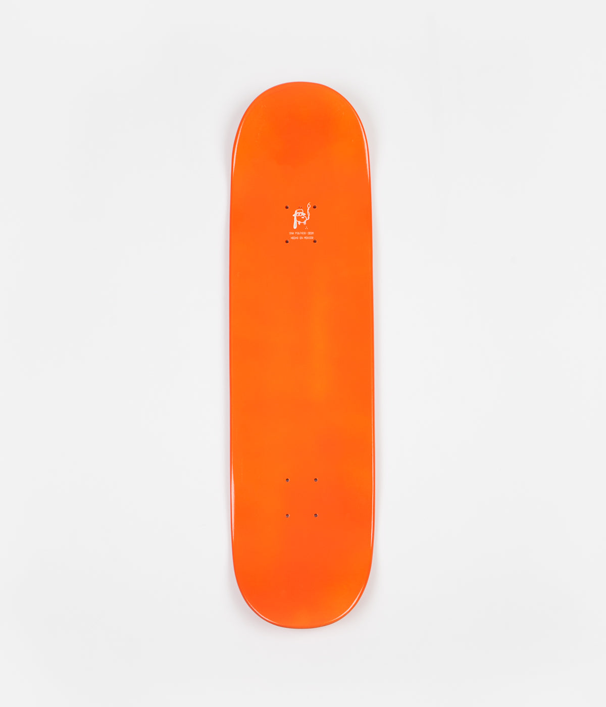 Fucking Awesome Na-Kel Class Photo Dipped Deck - Orange - 8.25""