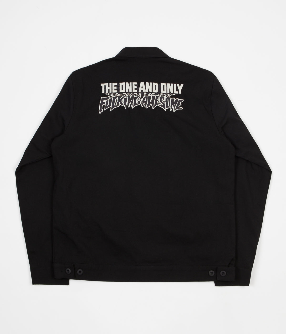 Fucking Awesome One And Only Jacket - Black