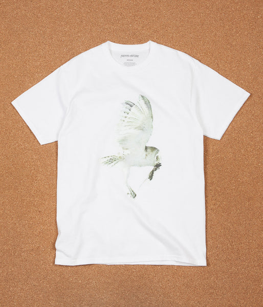 Fucking Awesome Owl T-Shirt - White