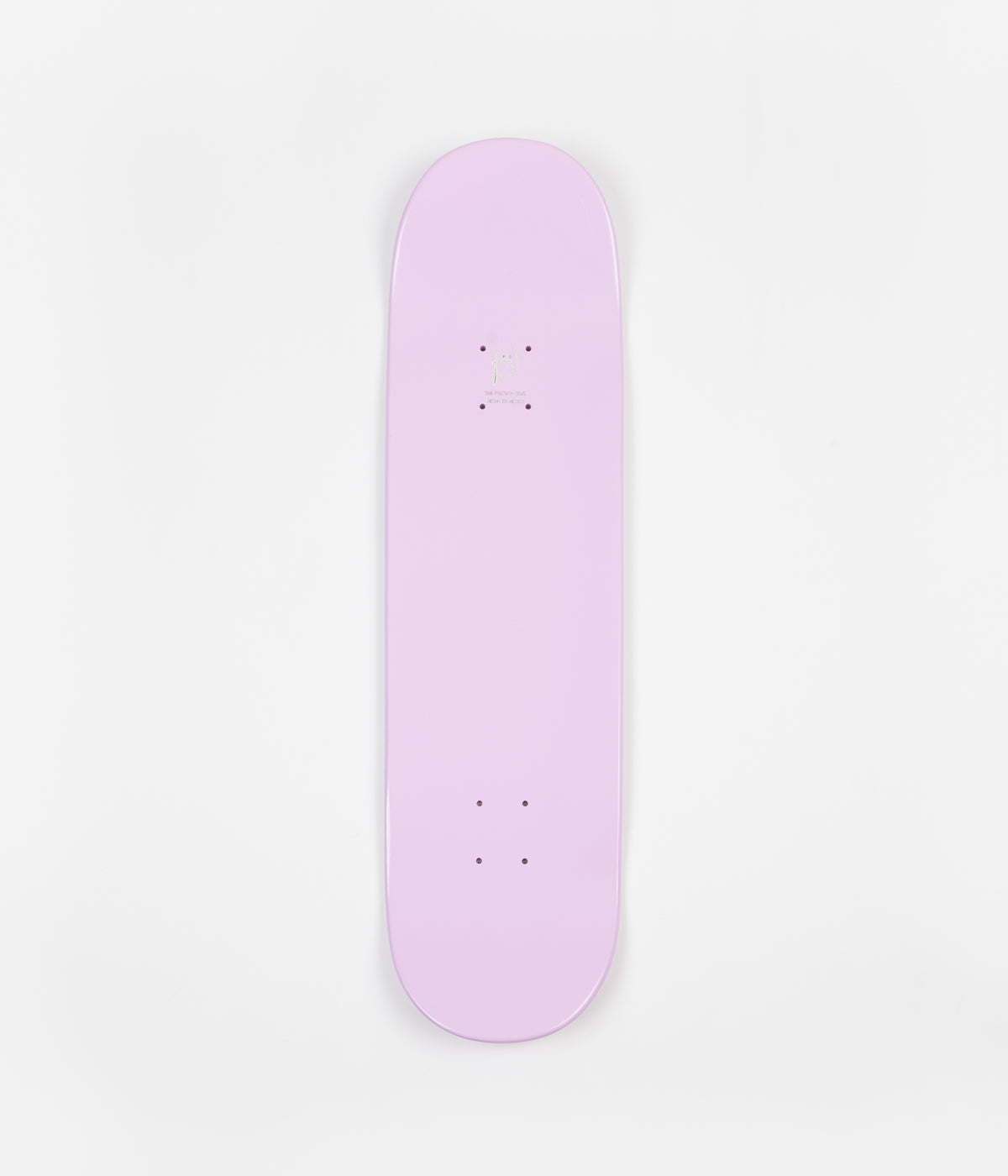 Fucking Awesome Sage Class Photo Dipped Deck - Lavender - 8.38""