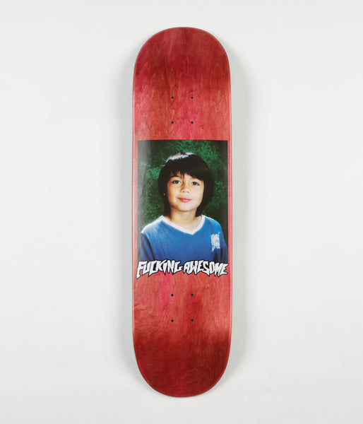Fucking Awesome Sean Class Photo Deck - 8.25""