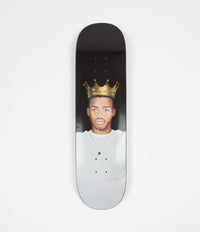 Fucking Awesome TJ Crown Deck - Black - 8.25""