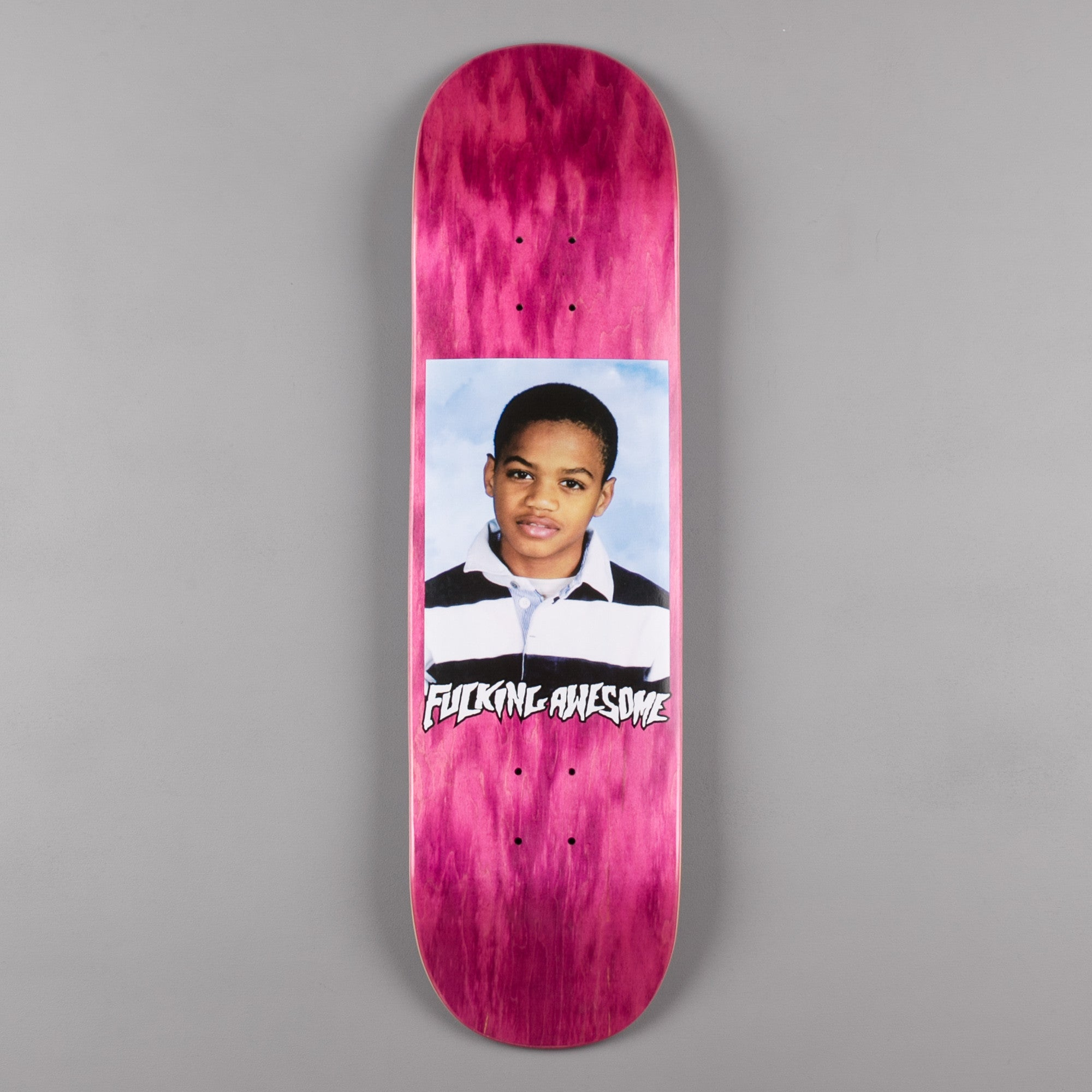 Fucking Awesome Tyshawn Class Photo Deck - 8.25""