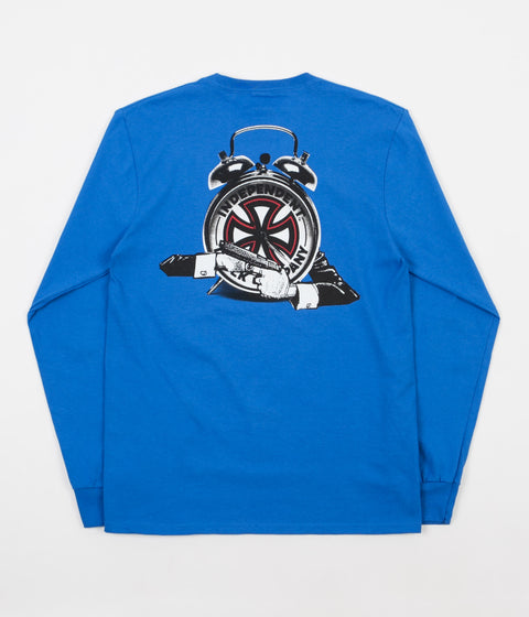 Fucking Awesome x Independent Hostage Long Sleeve T-Shirt - Blue