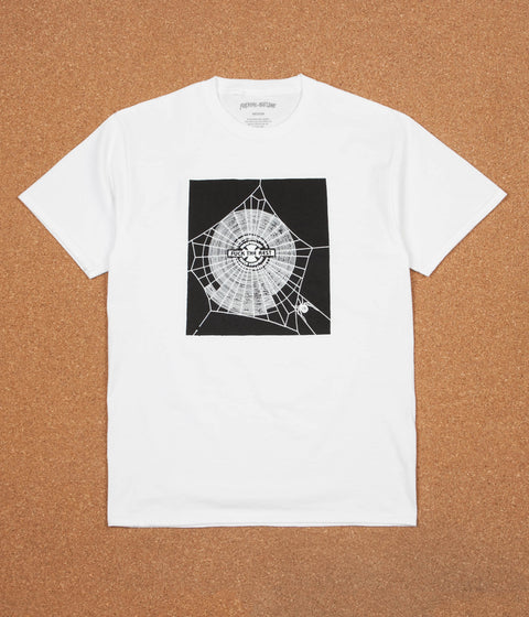 Fucking Awesome x Independent Web T-Shirt - White