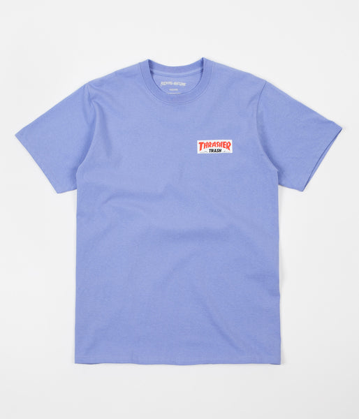 Fucking Awesome x Thrasher Trash Me T-Shirt - Violet