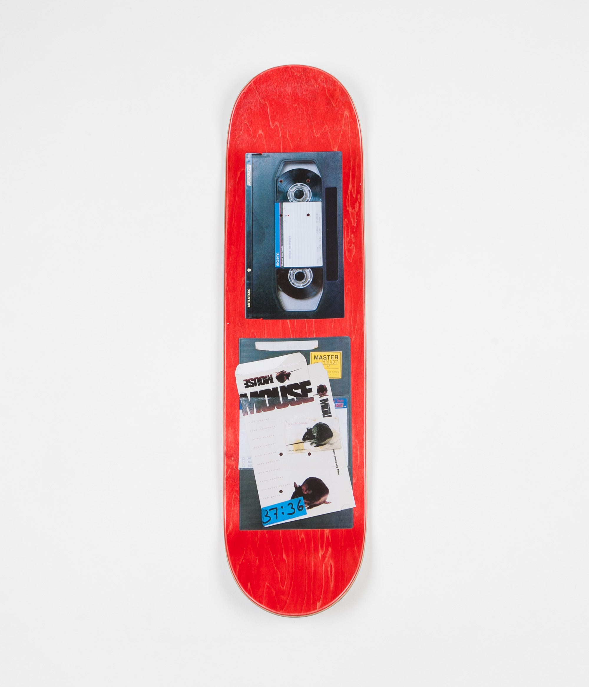 Girl Mouse Deck - 8.25""