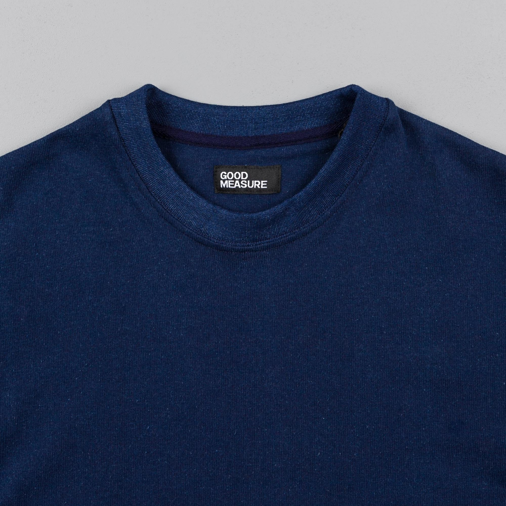 Good Measure M-2 T-Shirt - Indigo