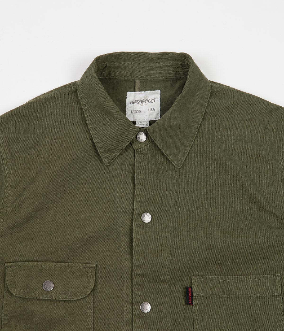 Gramicci Cover All Jacket - Olive