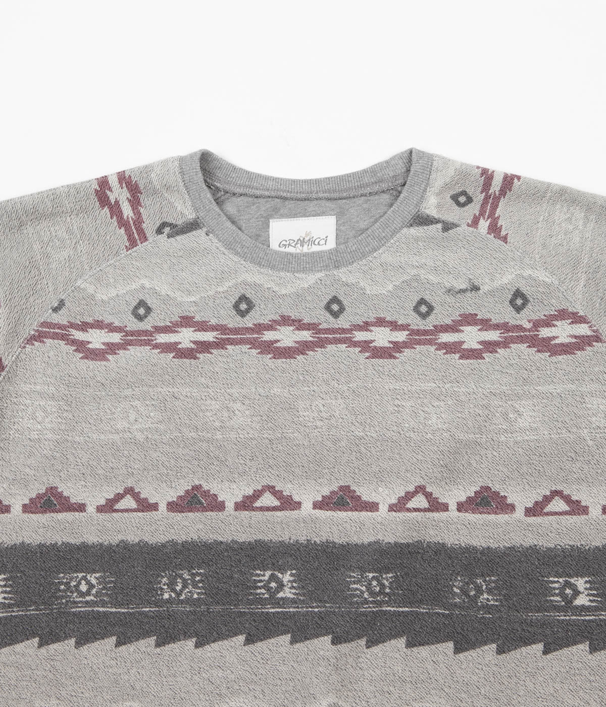 Gramicci Japan Talecut Sweatshirt - Native