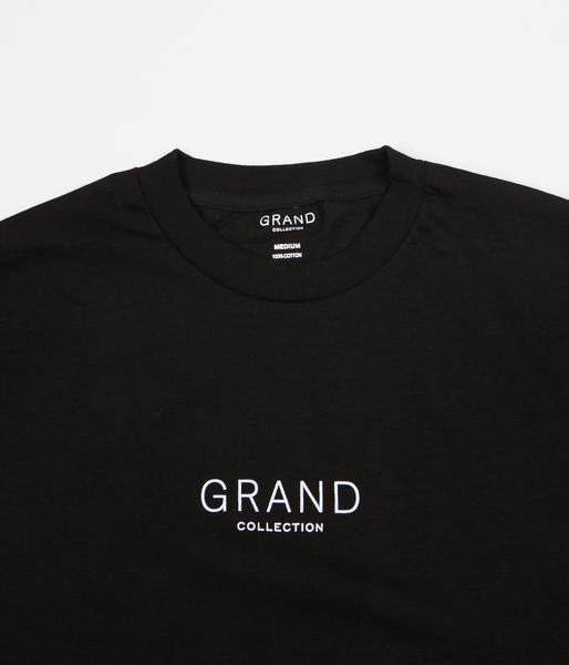 Grand Collection Core T-Shirt - Black / White