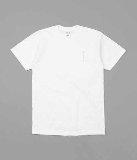 Grand Collection Core T-Shirt - White