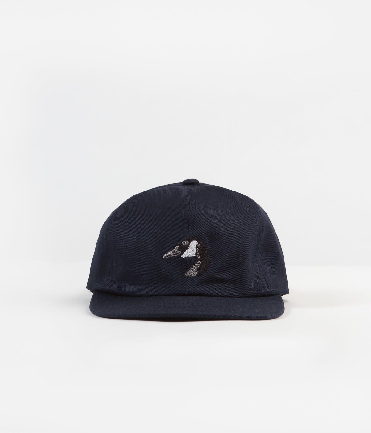 Grand Collection Goose Cap - Navy