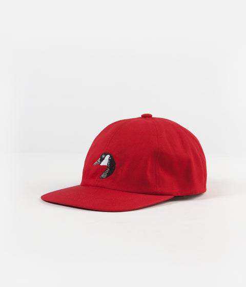 Grand Collection Goose Cap - Red