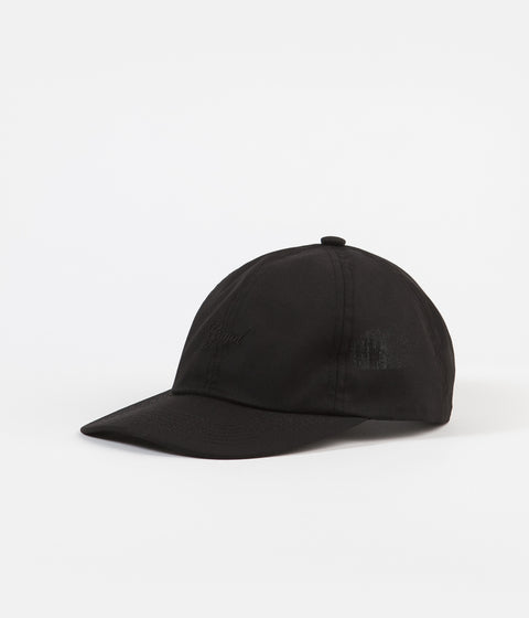 6c3f272c960 Grand Collection Grand Script Cap - Black   Black