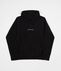 Grand Collection New York Hoodie - Black