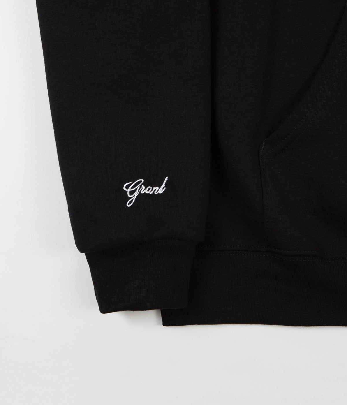 Grand Collection x Labor Hoodie - Black