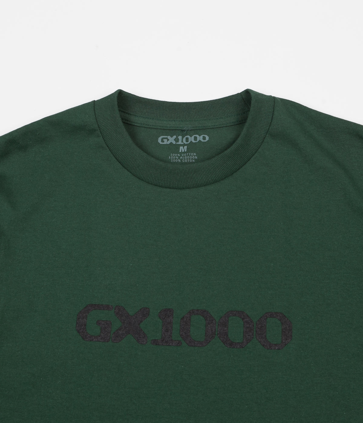 GX1000 OG Logo T-Shirt - Forest Green