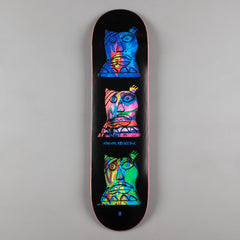 Habitat Skateboards x Animal Collective Deck - 8.25""