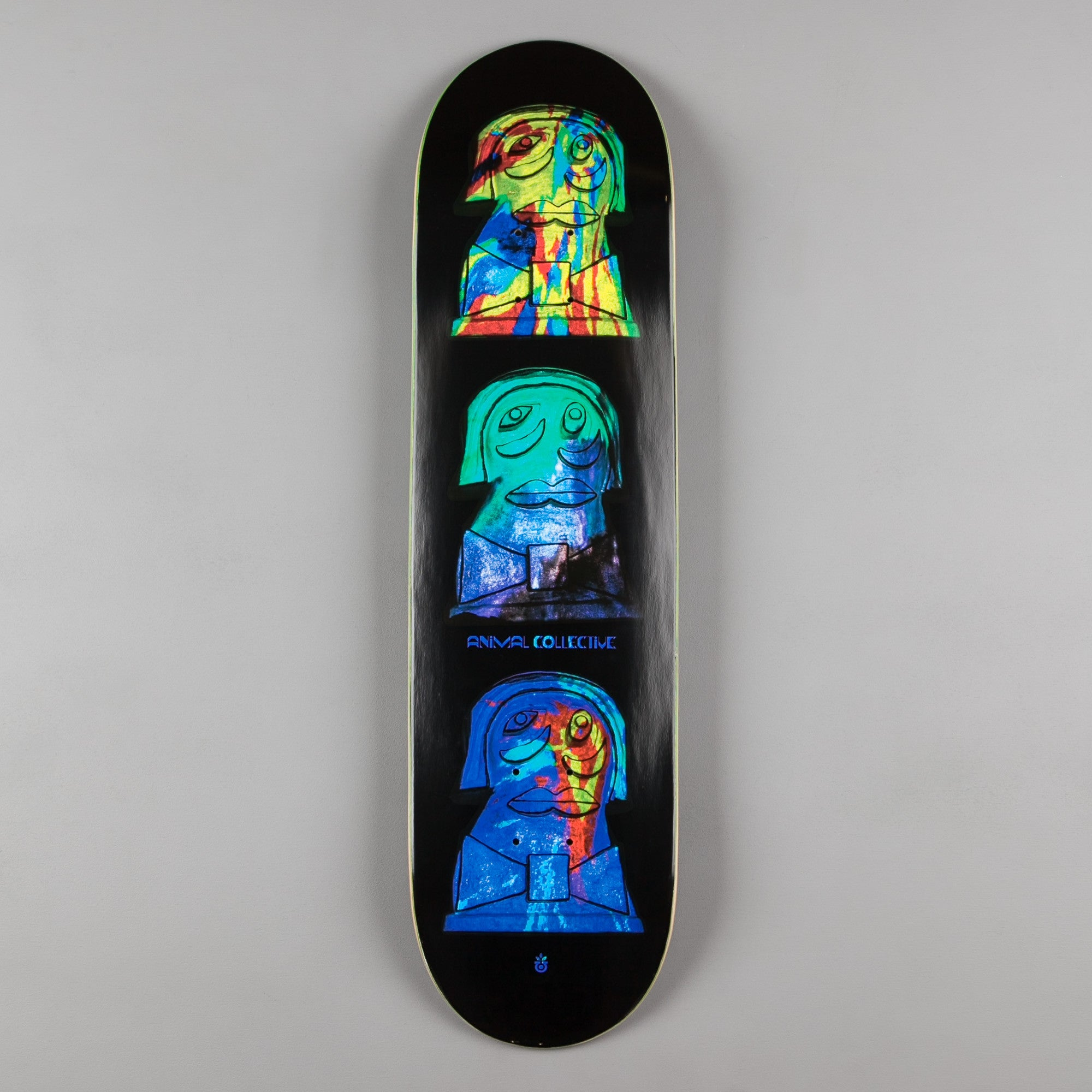 Habitat Skateboards x Animal Collective Deck - 8.0""