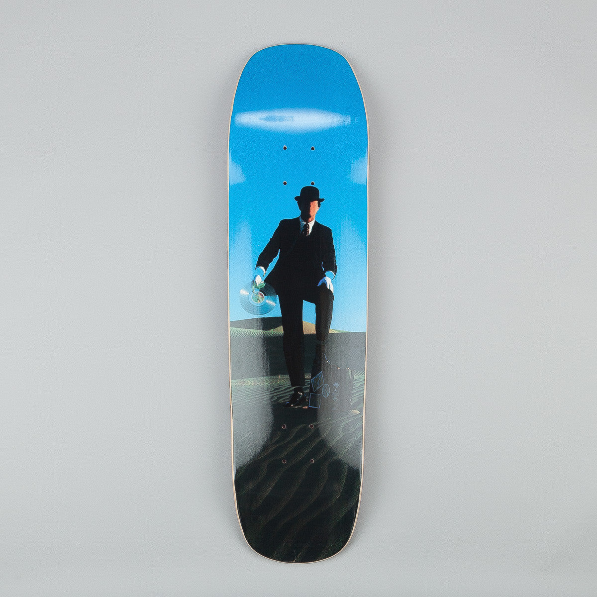 Habitat Skateboards Pink Floyd Cruiser Invisible Man Deck - 8.25""