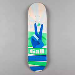 Habitat Skateboards Fred Gall Peacemaker Deck - 8.25""