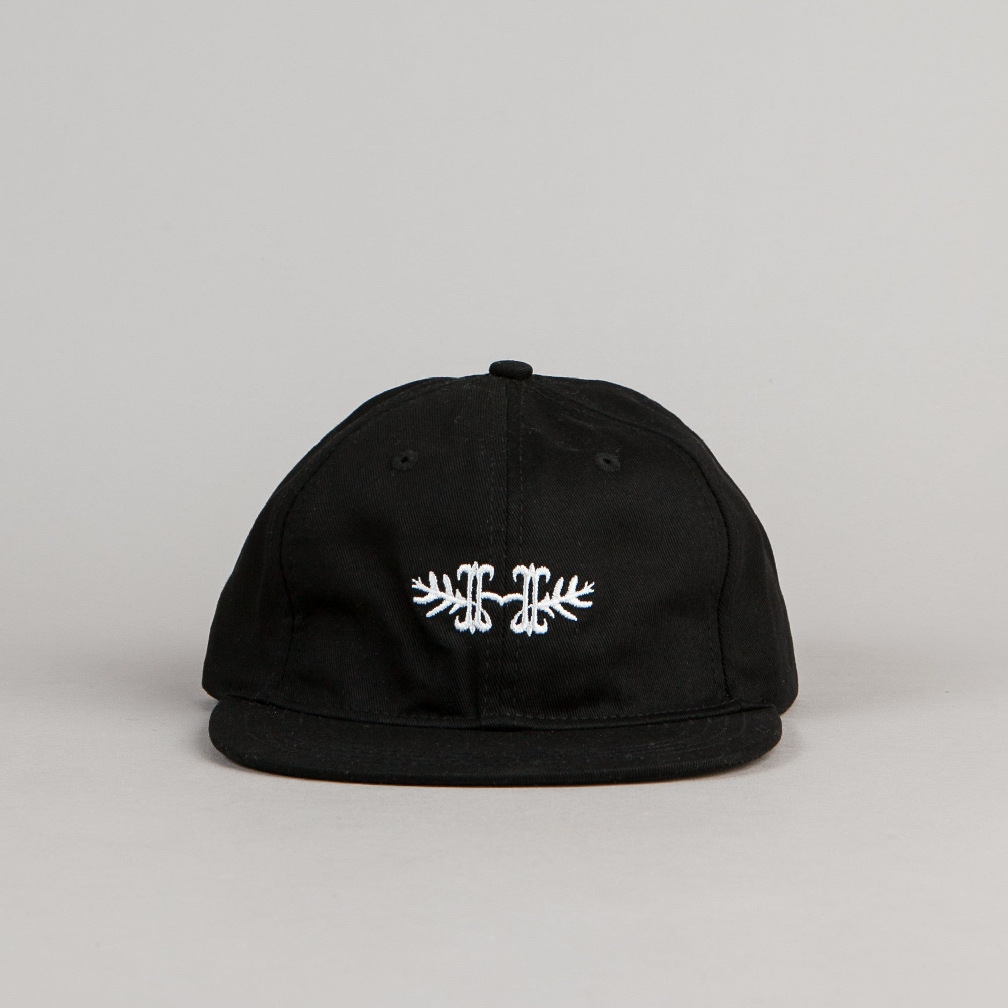 Habitat Skateboards H-Crest Cap - Black