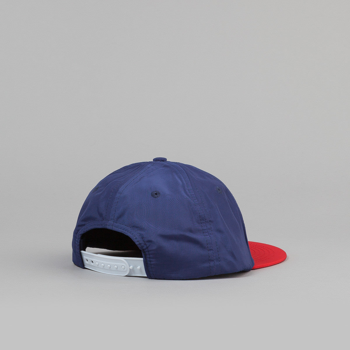 Helas Polo Club 6 Panel Cap - Navy