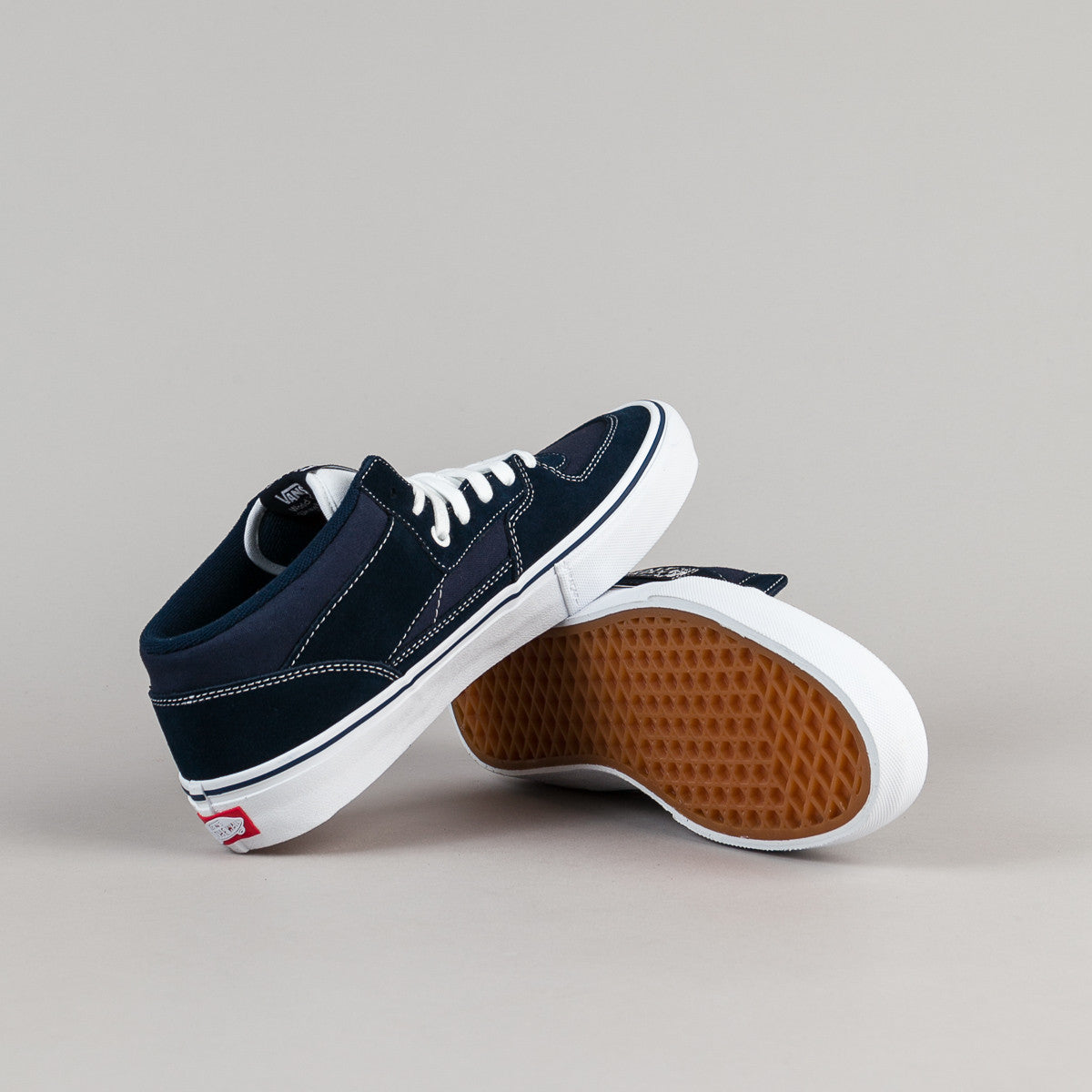Vans Half Cab Pro Shoes - Dress Blues
