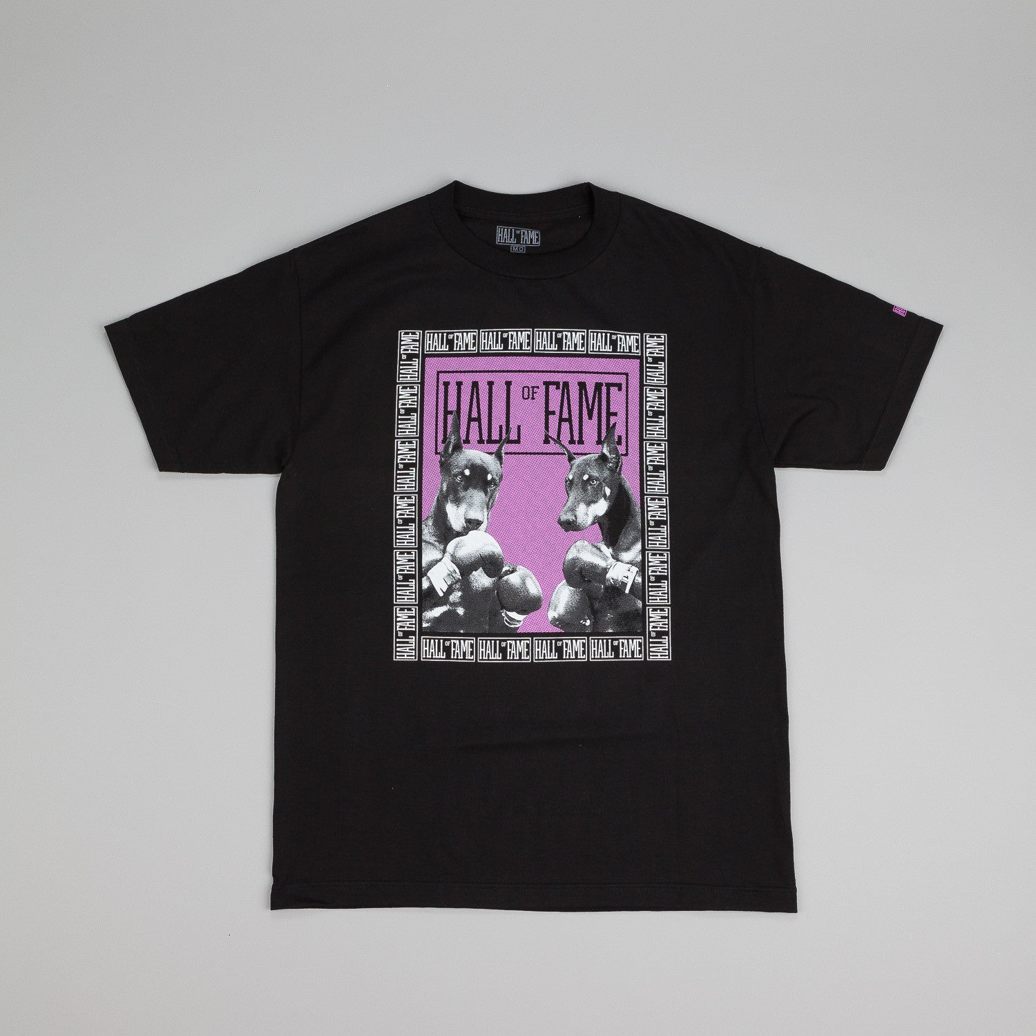 Hall of Fame Contenders T Shirt Black