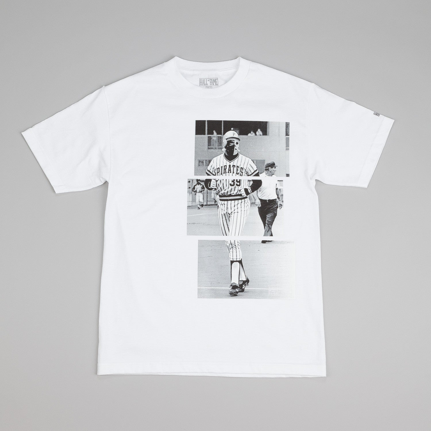 Hall of Fame DP T Shirt White