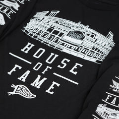 Hall Of Fame House Of Fame L/S T Shirt Black