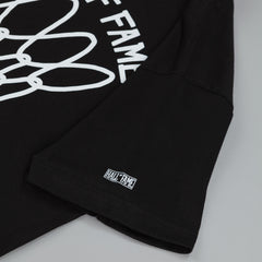 Hall Of Fame Nothing But Net T Shirt Black