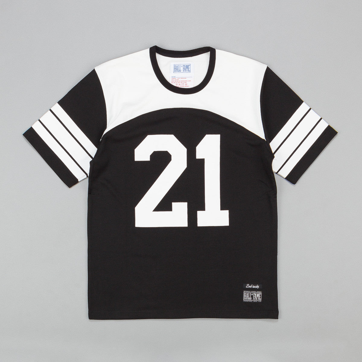Hall of Fame Patriot Jersey Black