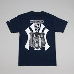Hall of Fame Valor T Shirt Navy