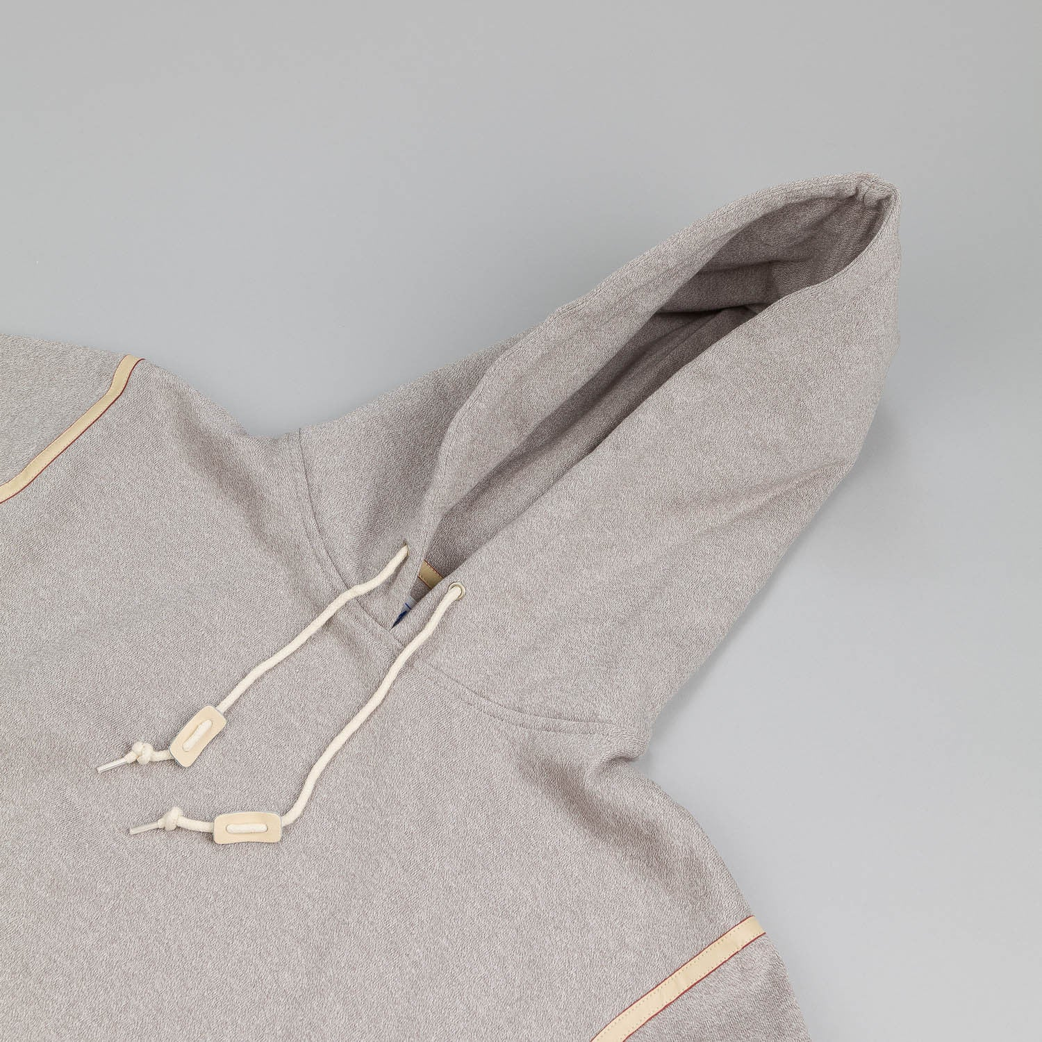 Hall of Fame Vegtan Hooded Sweatshirt Heather